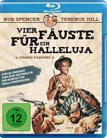 Vier Fäuste für ein Halleluja [Blu-ray](NEU/OVP) Terence Hill, Bud Spencer