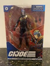 COBRA COMMANDER G.I. Joe Classified Series  6' Figure IN HAND