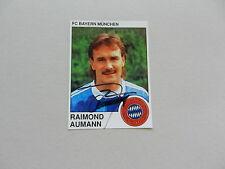 RAIMOND AUMANN (FC BAYERN MÜNCHEN 80-94) signed Photo 10x13,5 Weltmeister 1990