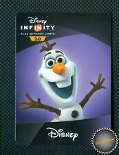 CARTE CARD WEB CODE DISNEY INFINITY 3.0 : OLAF