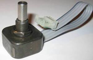 Oak / Grigsby Rotary Encoder - 128 Pulses / Rev - 91Q128 - 2 CH Full Quadrature