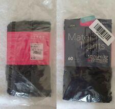 Brand New Maternity Tights, Debenhams Black Size Medium 60 Denier