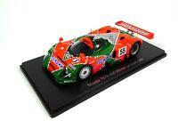 Mazda 787B #55 Winner Le Mans 1991 - 1/43 Spark Hachette Voiture Miniature 02