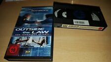 Outside the Law - Cynthia Rothrock - Jeff Wincott - Columbia  - VHS - ab 18