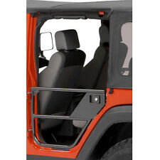 Bestop HighRock Element Rear Doors 07-16 Jeep Wrangler Unlimited Satin Finish