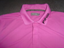 Ping 'Collection' Polo Shirt - Size XLarge - Excellent Condition