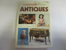 Good - The Guiness Book Of Antiques - Mills, John Fitzmaurice 1979-01-01 Ex-libr