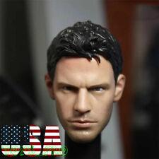 1/6 Male Head For Chris Redfield Resident Evil Phicen Ganghood Worldbox ❶USA❶