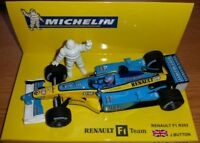 1:43 J BUTTON - Renault R202, 2002, Michelin - F1 Minichamps