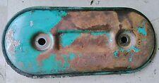seitlicher Motordeckel von  Hanomag R35/45 ( D28 LA / LAS / ALAS Motor)