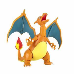 "Pokemon - Select 6"" Articulated Figure - Charizard - W1"