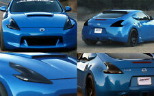 09-17 370Z GTS Acrylic Smoke 4pc Headlight Taillight Covers Set GT0278S & GT4278