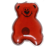 Bear Shaped Hand Warmers X 2-Instant Heat, Reusable 100's of times, Non-toxic