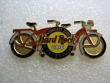 AMSTERDAM,Hard Rock Cafe Pin,BIKE Series February,VHTF