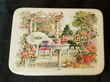 New listing Vintage Midwest Importers of Cannon Falls/Roger Lundquist Illustrated Tin Box
