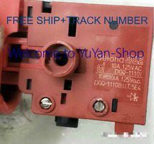 1pc DEFOND DGQ-1110B 10A 125VAC Trigger Switch #VXA13 CH