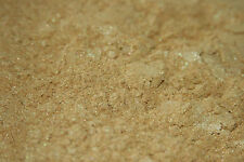 20g LIGHT GOLD MICA - Soap Candle Polymer Clay Making Colour Mineral Powder