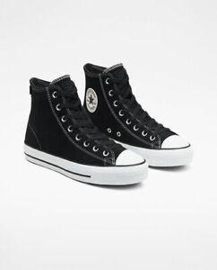 Converse CTAS Pro Hi Core Suede Black 159573C