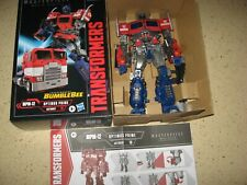 Hasbro Optimus Prime Masterpiece Movie Series - Bumblebee MPM-12 Takara Tomy CIB