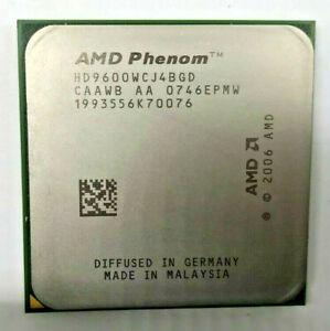 AMD Phenom  X4 9600 HD9600WCJ4BGD CAAWB  - 2,30 GHz - Sockel AM2+ #474