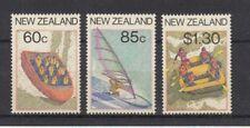 D. Ships New Zealand 3 Values (MNH)