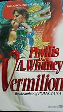 Phyllis A. Whitney~ Vermilion~VGC