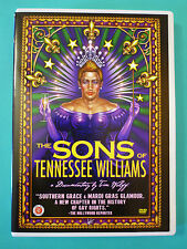 The Sons of Tennessee Williams (DVD*Documentary by Tim Wolff*Gay)  *RARE*HTF*