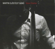Martin Sjostedt Band-Slow Charles CD NEW