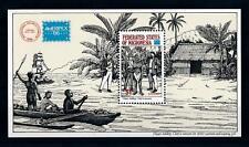 [72228] Micronesia 1986 Bully Hayes Airmail Souvenir Sheet MNH
