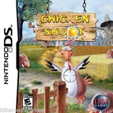 Chicken Shoot (Nintendo DS) NDS