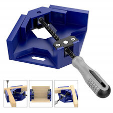 Woodworking Tool 90 Degree Welding Corner Clamp Right Angle Adjustable Aluminum