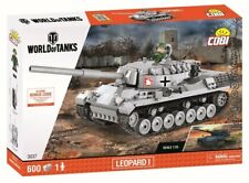 COBI Leopard I / 3037 /  600  blocks WWII Small Army German tank