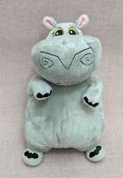 "Gloria Hippo Madagascar 2015 Soft Plush Toy 27 cm 10"" Collectable"