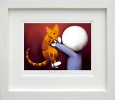 Doug Hyde Together Again Framed Limited Edition Giclee