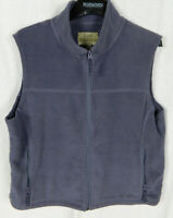 Cabela's Womens Outerwear Plum Purple Fleece Vest 2XL XXLarge