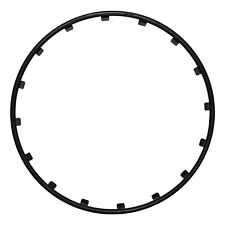 """Wheel  Protector - Rim Ringz 16"""" Black"""