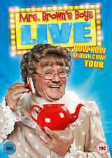 DVD:MRS BROWNS BOYS LIVE TOUR - HOW NOW MRS BROWN COW - NEW Region 2 UK