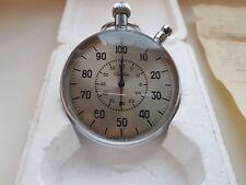 """""""SLAVA""""Original vintage Russian stopwatch CHRONOMETER Very Very Rare!"""
