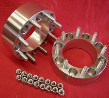 """Dodge Dually older Ford WHEEL SPACERS ADAPTERS (3.5"""")"""