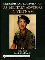 Book - Uniforms and Equipment of US Military Advisors in Vietnam, 1957-1972