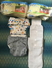 Cloth+Pocket+Diapers+with+inserts+and+liners+Grovia+biosoaker+Pads