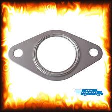 2 x Stainless Steel 304 Wastegate Gasket Flange Tial Sport 35mm 38mm 2 Bolt