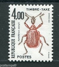 FRANCE 1982, timbre TAXE 108, Insectes Apoderus neuf**