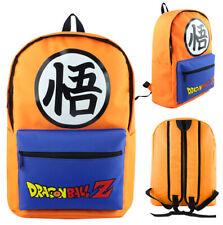 Dragon Ball Son Goku kanji Rucksack Back Bag cosplay anime manga umhängetasche