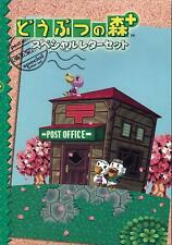 RARE!! NEW Nintendo Official Animal Crossing+ Special Letter Set w/ BONUS CD-ROM
