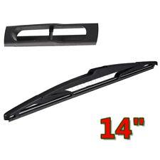 Rear Window Windshield Windscreen Wiper Blade 14 Inch For Peugeot 00-04 307