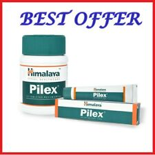Himalaya Pilex Kit Ointment + Tablets Provides Relief From Rectal Bleeding&Pain