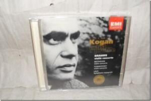LEONID KOGAN PROFILE EMI CLASSICS cd NEW SEALED EXTREMELY RARE