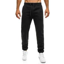 Pantalones de hombre en color principal negro talla XXL