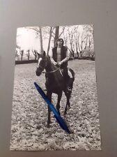 THIERRY LA FRONDE : JEAN CLAUDE DROUOT   - PHOTO DE PRESSE   20x30cm